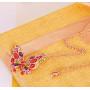 Кулон «Фиеста» с разноцветными кристаллами Сваровски