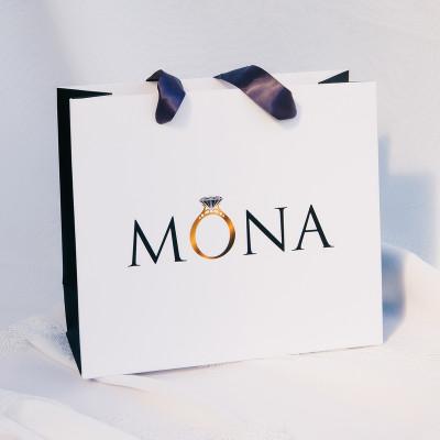 Подарочный пакет MONA