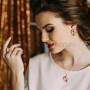 Набор украшений «Жасминовый цвет»